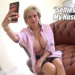 Lady-Sonia presents Lady Sonia in Selfies For My Husband