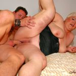 LustyGrandmas presents Mature BBW Iman