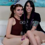 Twotgirls presents Chelsea Marie & Jelena Vermilion in Stripper University – 21.10.2016