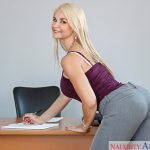 NaughtyAmerica – MyFirstSexTeacher presents Sarah Vandella, Logan Long in My First Sex Teacher – 01.11.2016