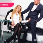 KillerGram – CumIntoMyOffice presents Carmel Anderson in New Girl in The Office – 12.11.2016