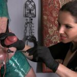 Goddess Alexandra Snow presents Shocked and Tortured