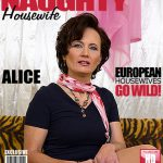 Mature.nl presents Alice S. (51) in Beautiful Mature Lady Showing Herself – 21.11.2016