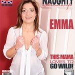 Mature.nl presents Emma Cee (EU) (39) in British housewife goes wild – 29.11.2016