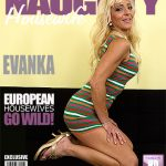 Mature.nl presents Evanka (41) in Horny older lady fooling around – 28.11.2016