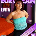 Mature.nl presents Evita S. (57) in Kinky Mature Lady Fooling Around – 01.11.2016