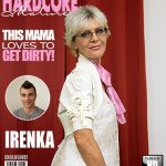Mature.nl presents Irenka S. (57) in This mama loves to get dirty – 25.11.2016