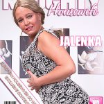 Mature.nl presents Jalenka (41) in Horny housewife stripping and feeling naughty – 09.11.2016