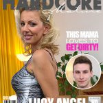 Mature.nl presents Lucy Angel (31) in Hot Housewife Doing Her ToyBoy – 05.11.2016