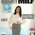 Mature.nl presents Lucy V. (EU) (32) in This hot housewife loves to play – 03.11.2016