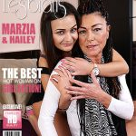 Mature.nl presents Marzia (53), Hailey (18) in Hot Babe Having Fun With a Naughty Mature Lesbian – 11.11.2016