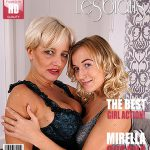 Mature.nl presents Mirella (48), Oksana (20) in 2 Old and Young Lesbians Playing with Eachother – 05.11.2016