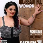 Mature.nl presents Patrizia (40) in Chubby Housewife Fooling Around – 15.11.2016