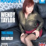 Mature.nl presents Wendy Taylor (46) in British mature lady fooling around – 28.11.2016