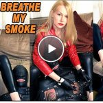 TheEnglishMansion presents Mistress Eleise in Breathe My Smoke