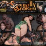 SexuallyBroken – RealTimeBondage presents Syren De Mer live BaRS Part 2: The fucking begins, Syren is in over her head – 14.11.2016