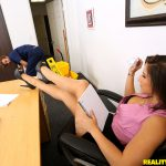 RealityKings – MonsterCurves presents Abella Danger & Michael Vegas in Working Late – 12.11.2016