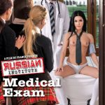 Russian Institute – Lesson 22: Medical Exam – Apolonia Lapiedra, Anissa Kate, Lea Guerlin, Nesty, Anita Bellini