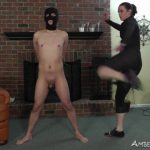 AmbersDungeon presents Savannah Sly in Workout with Savannah