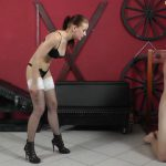 CruelAmazons presents Mistress Anette in Freaked Out Mistress