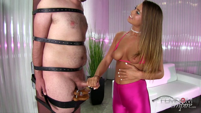 Watch Online Porn – FemdomEmpire presents Jill Kassidy in Pitiless Milking – 29.11.2016 (MP4, FullHD, 1920×1080)