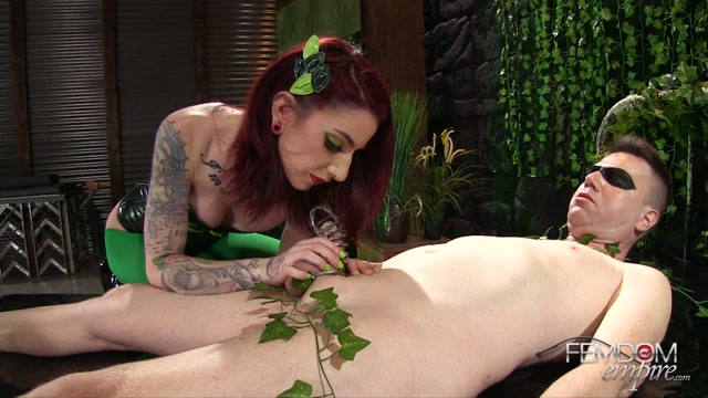 Watch Online Porn – FemdomEmpire presents Sheena Rose in Poison Ivy: Toxic Seductress – 09.11.2016 (MP4, FullHD, 1920×1080)