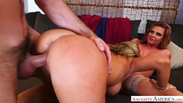 Watch Online Porn – NaughtyAmerica – 2ChicksSameTime presents Kayla Kayden, Phoenix Marie, Charles Dera in 2 Chicks Same Time – 24.11.2016 (MP4, SD, 854×480)