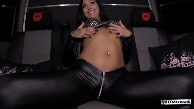 Watch Online Porn – PornDoePremium – BumsBuero presents Mira Grey in Horny tattooed German Mira Grey enjoys wild fuck and facial in the van – 24.11.2016 (MP4, SD, 854×480)