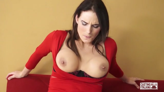 Watch Online Porn – PorndoePremium – CastingAllaItaliana presents Marie Clarence in Brunette amateur eats Omar Galantis cum after blowjob for Italian porn – 25.11.2016 (MP4, SD, 854×480)