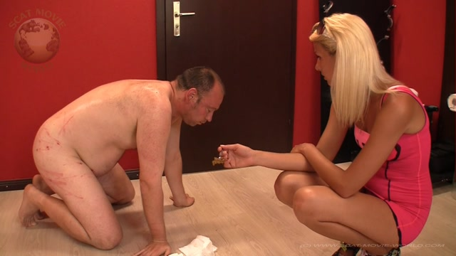 Watch Online Porn – Scat-Movie-World presents Slaves Lesson With Miss Cherie (MP4, FullHD, 1920×1080)