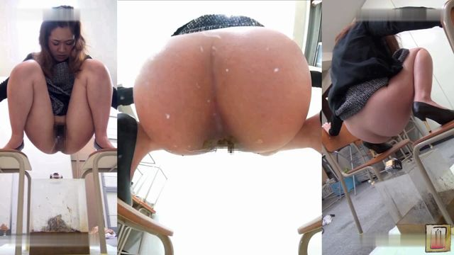Watch Online Porn – Scat – The glass box is already full of shit, girls continue to pooping (MP4, FullHD, 1920×1080)