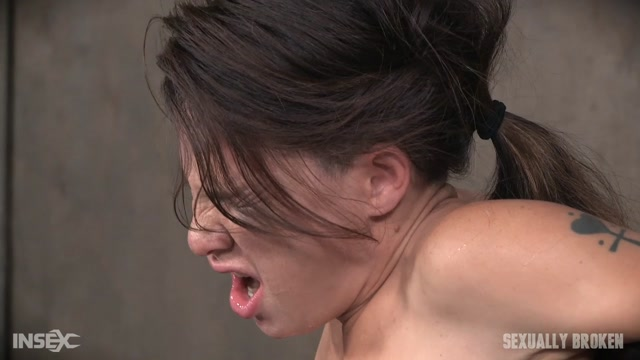 Watch Online Porn – SexuallyBroken presents Devilynne in Tiny Devi Lynne gets blasted into subspace getting face fucked and vibrated. Brutal deep throating! – 09.11.2016 (MP4, HD, 1280×720)