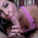 Spizoo presents Brittany Shae Blowjob – 17.11.2016
