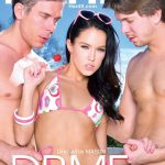 HardX presents Megan Rain, Ana Foxxx, Valentina Nappi, Morgan Lee in DP Me 4
