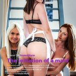 MetArt – VivThomas presents Lena Love & Michelle H & Zoe Doll in The Initiation of a Maid Episode 4 – Investiture – 11.11.2016