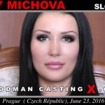 WoodmanCastingX presents Patty Michova in Casting X 170 – 21.11.2016