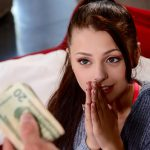 Brazzers – TeensLikeItBig presents Megan Sage in Shake Your Money Maker – 07.11.2016