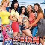 Forbidden Fruits Films presents Jodi West, Angie Noir, Desi Dalton, Kimber Woods, Kandie St. Andrews in Lesbian Roadtrips