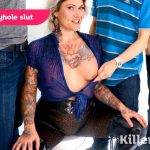 Killergram presents Tallulah Thorn in tattooed gloryhole slut – 23.11.2016