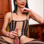 Ladyboy-ladyboy presents Hot Noi Cums In Her Hand! – 04.11.2016