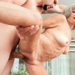 Pornmegaload – 60PlusMilfs presents Silva Foxx in Silva fucks her step-son Her step-so – 03.11.2016