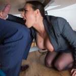 Brazzers – BigTitsAtWork presents Mea Melone in Under The Table Deal – 01.12.2016