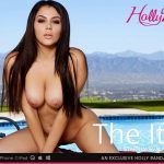 HollyRandall presents Valentina Nappi in The Italian – 15.12.2016