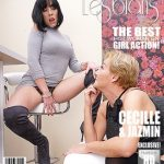 Mature.nl presents Cecille (24), Jazmin (45) in Horny old and young lesbian couple fooling around – 17.12.2016