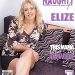 Mature.nl presents Elize K. (55) in Fresh mature lady fingering herself – 19.12.2016