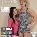 Mature.nl presents Glynis (45), Marleigh (19) in 2 old and young lesbians playing with eachother – 14.12.2016