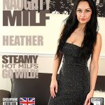 Mature.nl presents Heather (EU) (31) in British Hot Milf Goes Wild – 13.12.2016
