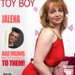 Mature.nl presents Jalena M. (41) in Horny housewife doing her toyboy – 17.12.2016