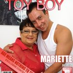 Mature.nl presents Mariette (59) in Curvy BBW doing her toyboy – 27.12.2016
