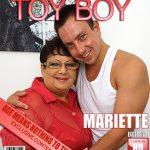 Mature.nl presents Mariette (59) in Curvy BBW doing her toyboy – 27.12.2016